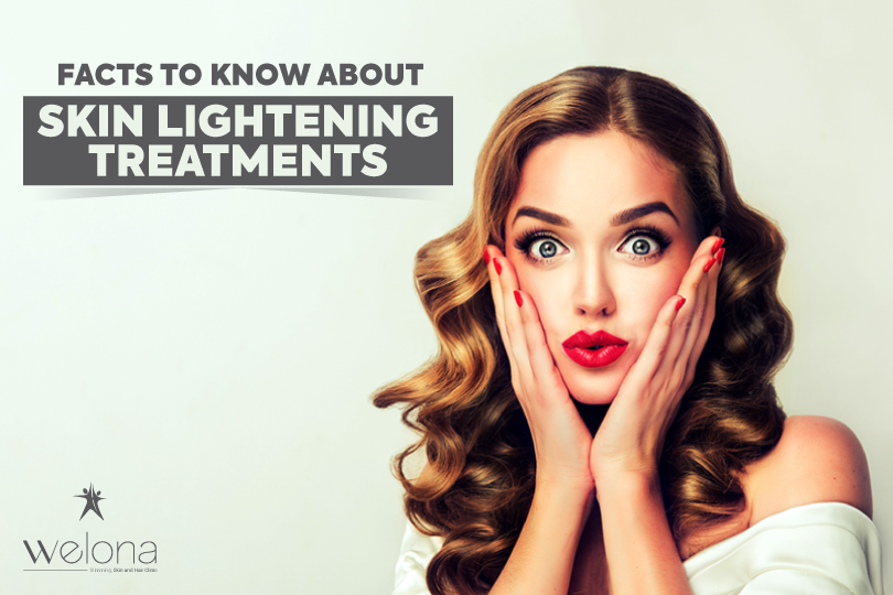 About Skin Lightening Treatments
