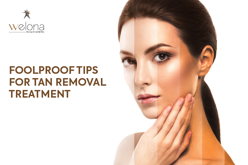Foolproof Tips for Tan Removal Treatment