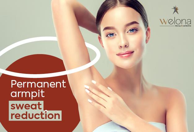 arm sweat reduction