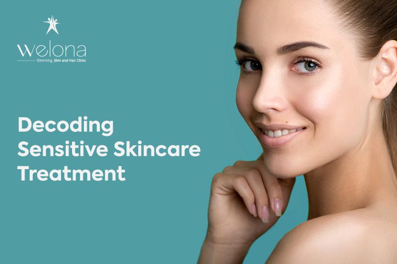 Decoding Sensitive Skincare Treatment