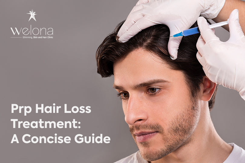 Prp Hair Loss Concise Guide