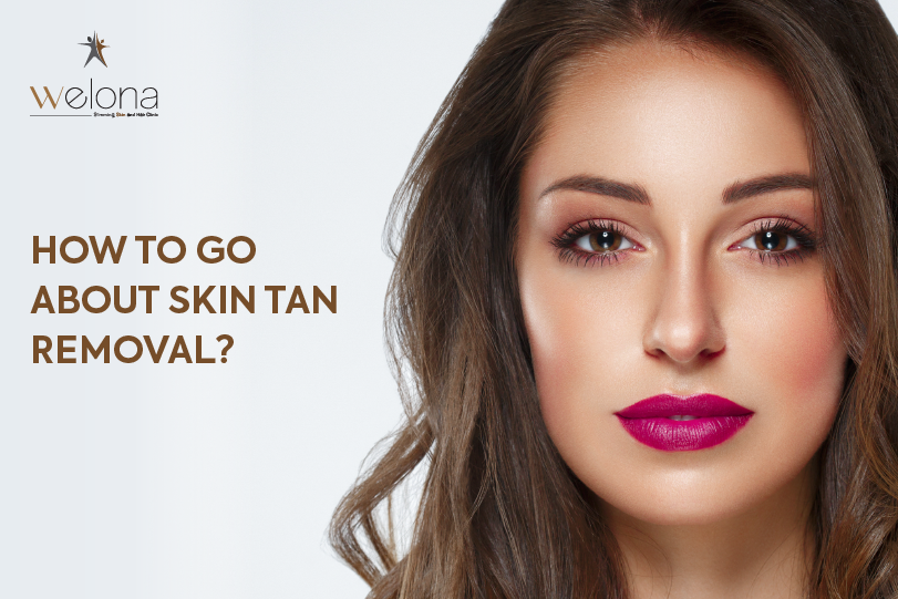 Skin Tan Removal