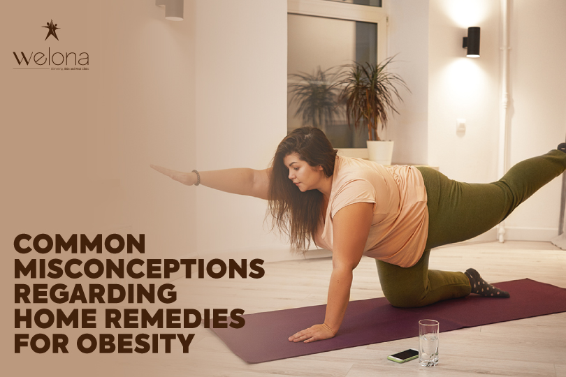 Common Misconceptions Regarding Home Remedies For Obesity