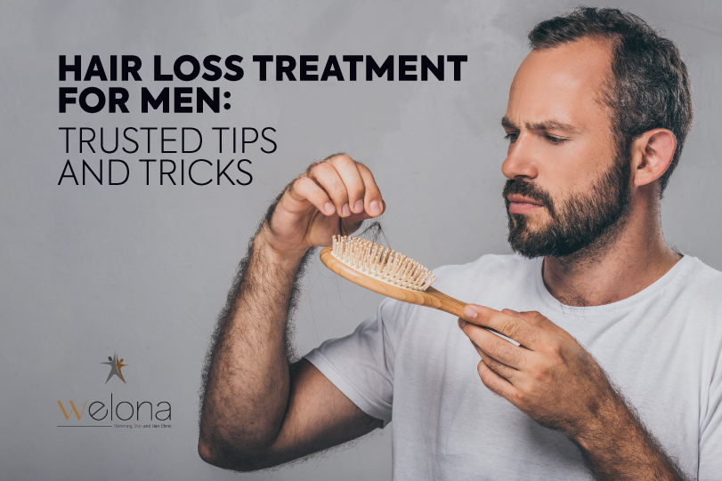 Hair Loss For Men Trusted Tips and Tricks