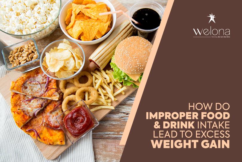 weight gain symptoms