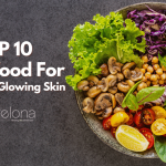Top 10 food for healthy skin