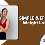 Simple and effective ways to lose weight
